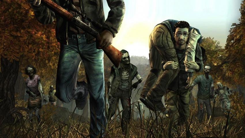 The Walking Dead Season One2