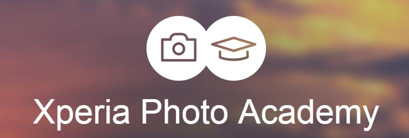 Xperia photo academy
