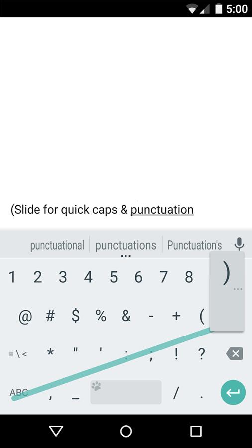 klavesnice-google-Material design2