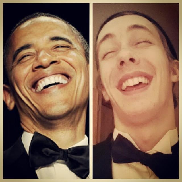 obama imitator