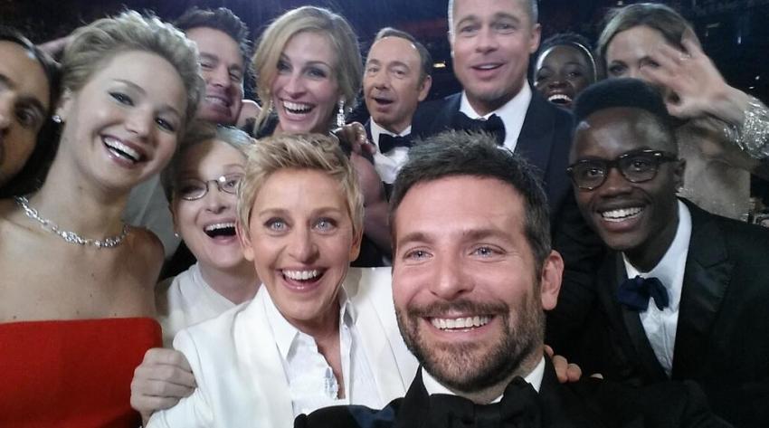 oskari selfie