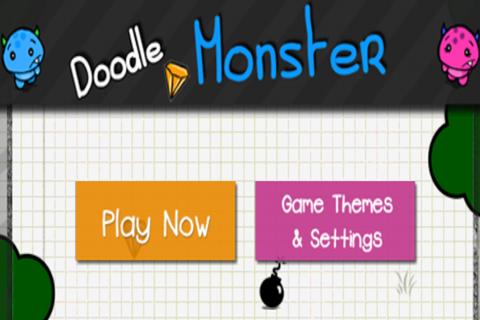 Hra | Doodle Monster [recenze]