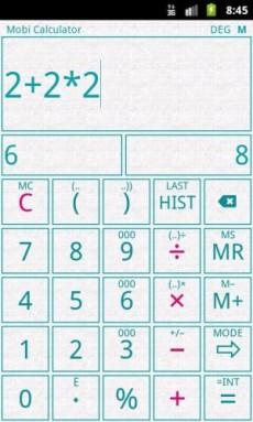 Mobi Calculator PRO 3