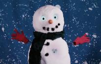 Podívejte se na sněhuláka oživeného skrze tři Galaxy S5