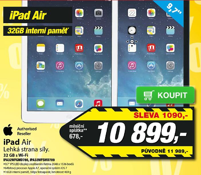 iPad elecroworld