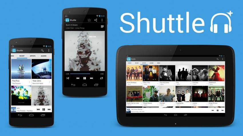 shuttlemusic