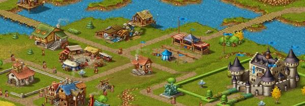 HandyGames chystají novou verzi strategické hry Townsmen pro Android