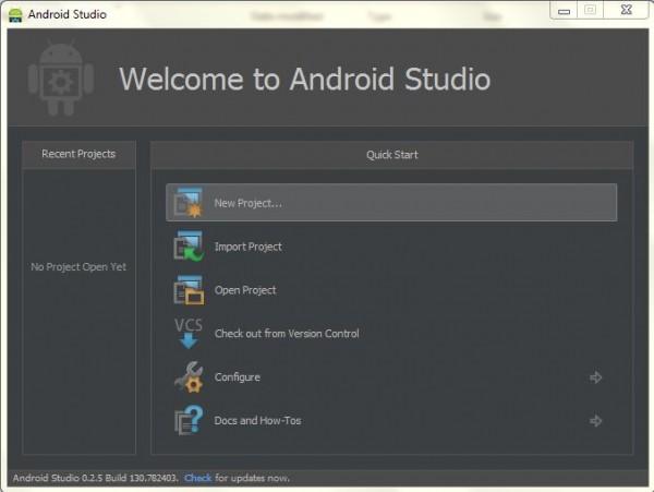 XDA Návod: Přejděte z Eclipse na Android studio