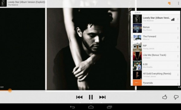 Google Play Music získává s aktualizací i rozhlasové stanice